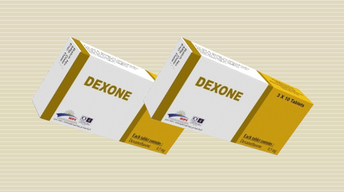 Dexone (dexamethasone) tablets